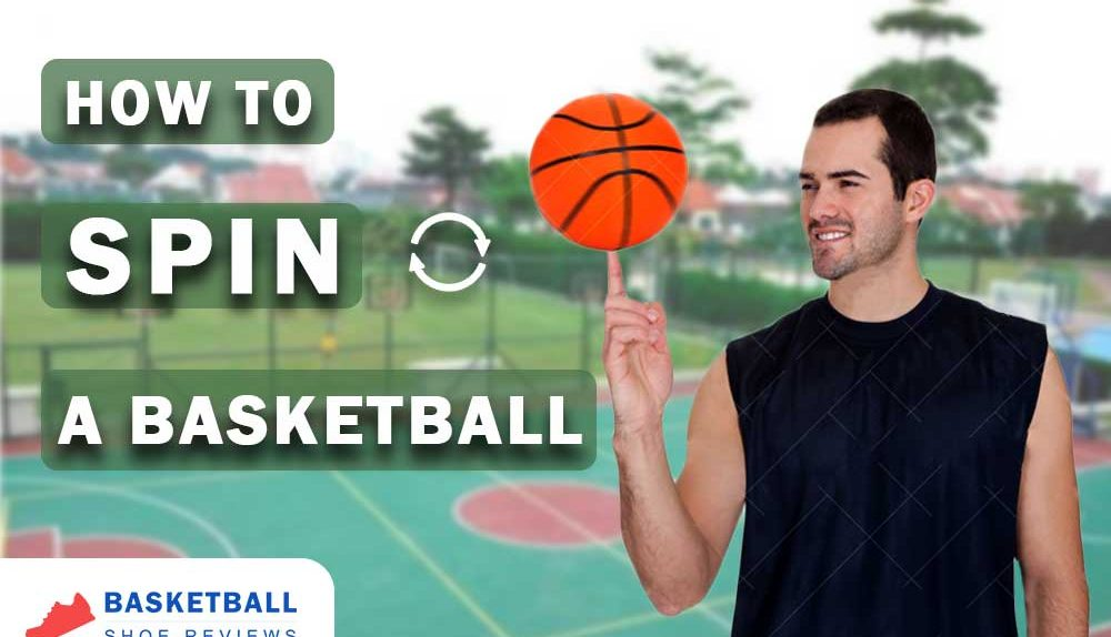 How to Spin a Basketball on Your Finger