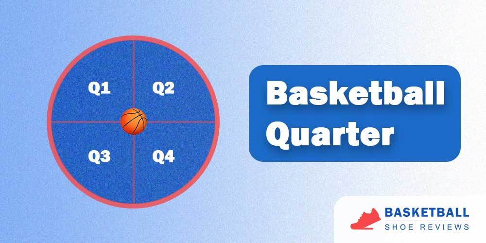 How many quarters in a basketball game?